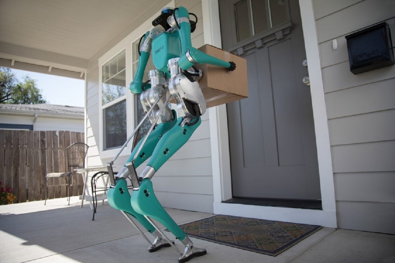Photo of Human Like Robot Might Knock On Your Door For Delivery!