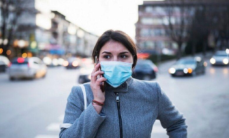 who my health app show coronavirus risk