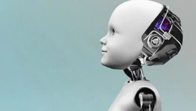 Photo of Child Robot Being Developed To Feel Pain!