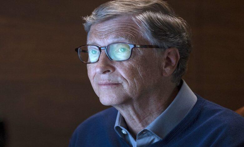 Photo of Bill Gates Success Story