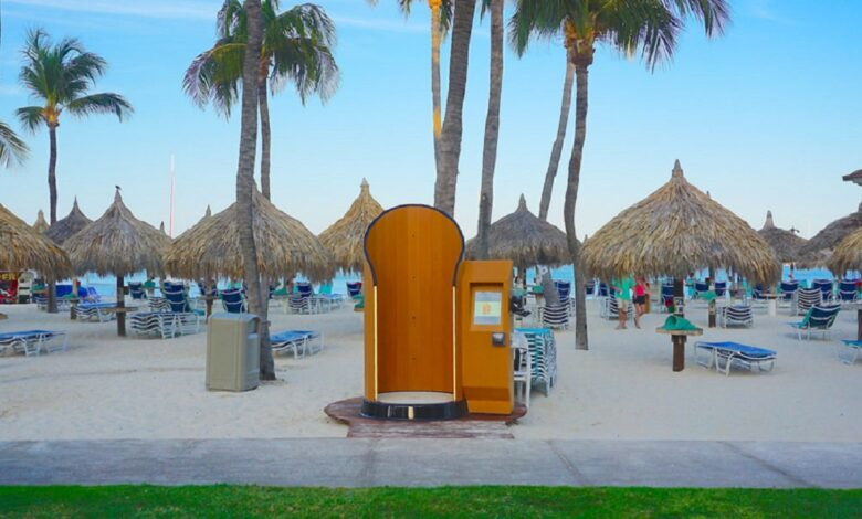 Photo of Smart Cabins That Put On Sunscreen Will Be On The Beaches!