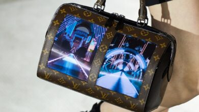 Photo of There Will Be Digital Screens On Bags!