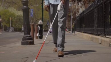 Photo of Smart Cane for the Visually Impaired and Blind People