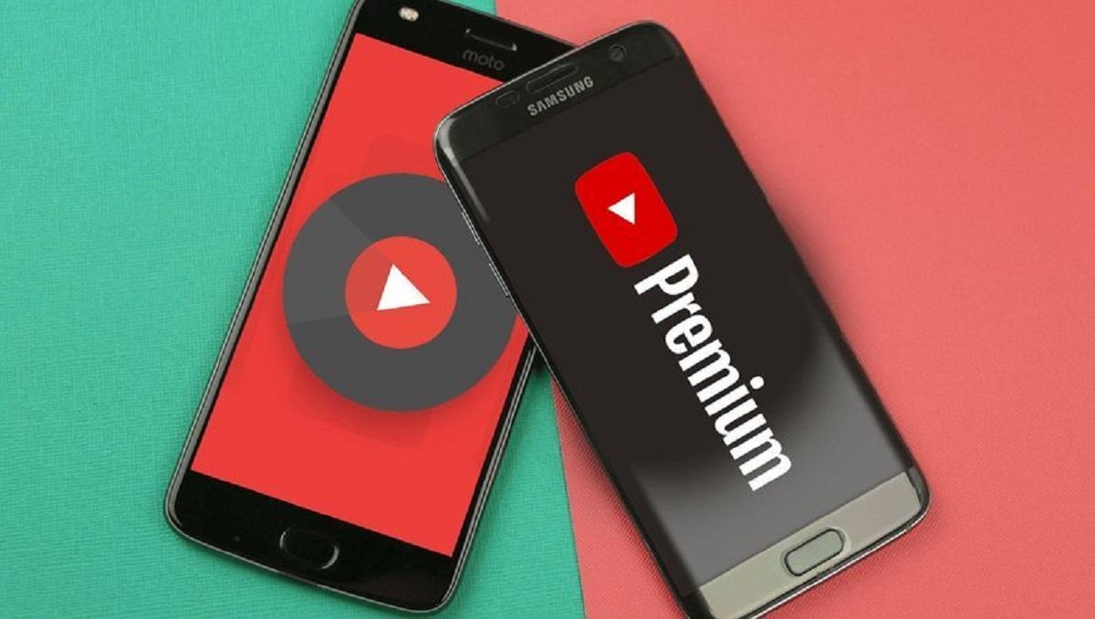 what is youtube premium moblobi