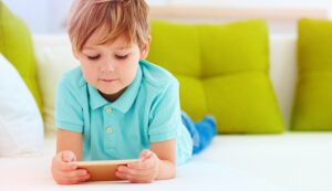 a mobile application that cultivates reading habits in kids