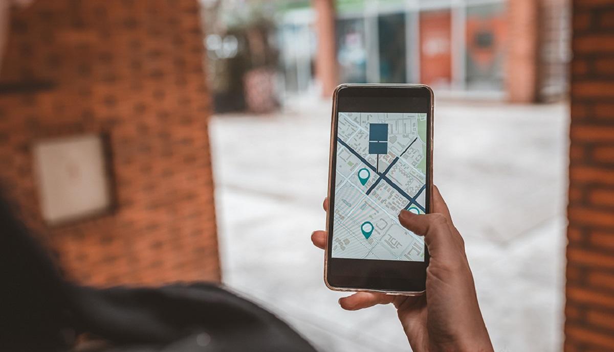 navigation app footprint moblobi